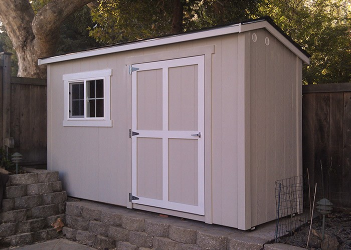 Allu2010Purpose Storage Sheds