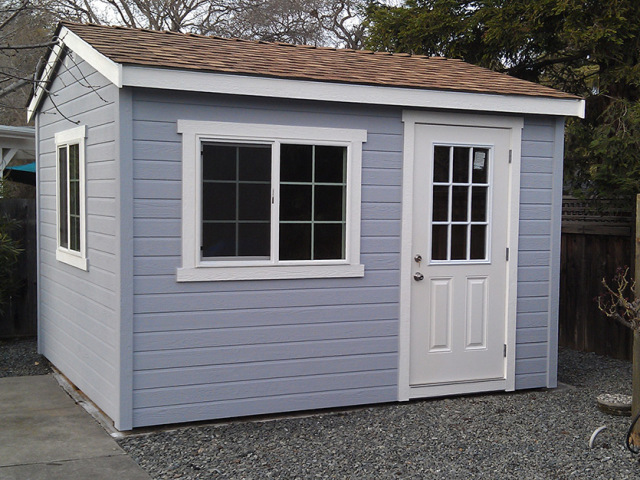 Building Permit Needed For Shed