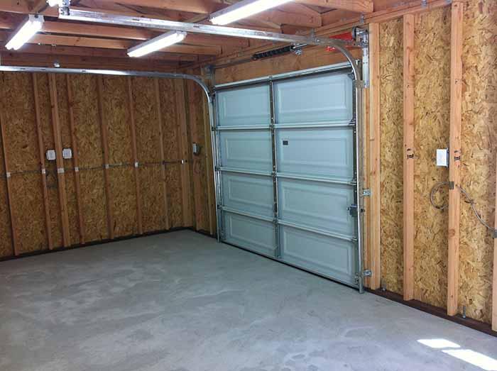 Garage 12x24 - Dublin