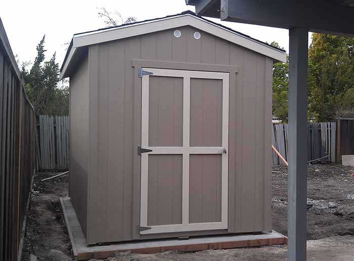 The Shed Shop Classic Home Garden Storage Sheds