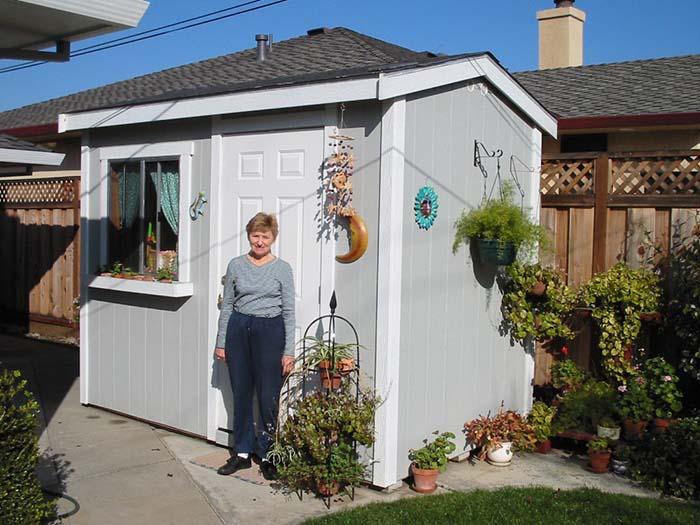 Garden Storage & Kids Toys
