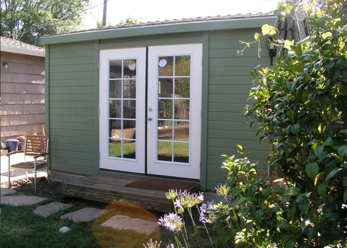 Granny Shed