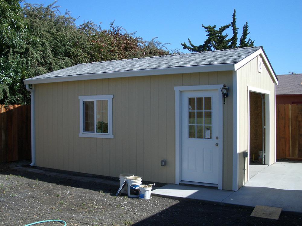 The Shed Shop – Detached Garage / Large Workshop