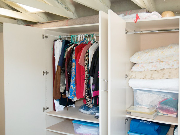 Clothes/Household Storage