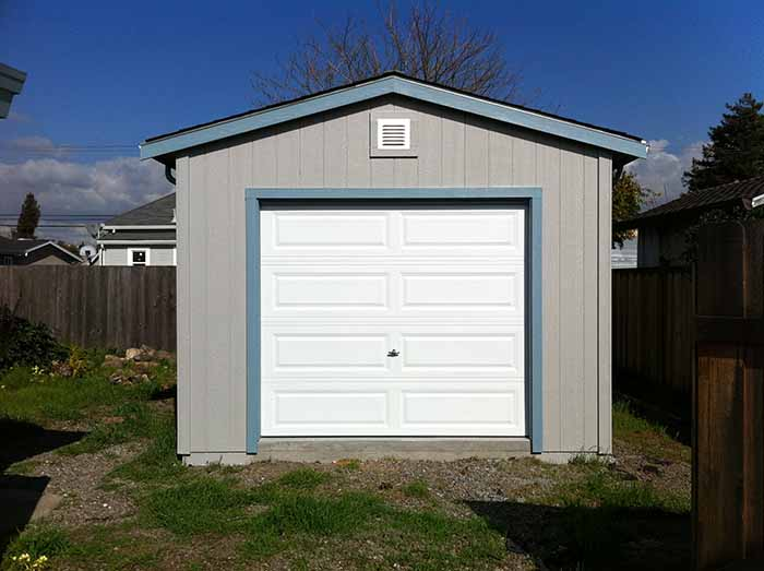 Garage 12x18 - Hayward2
