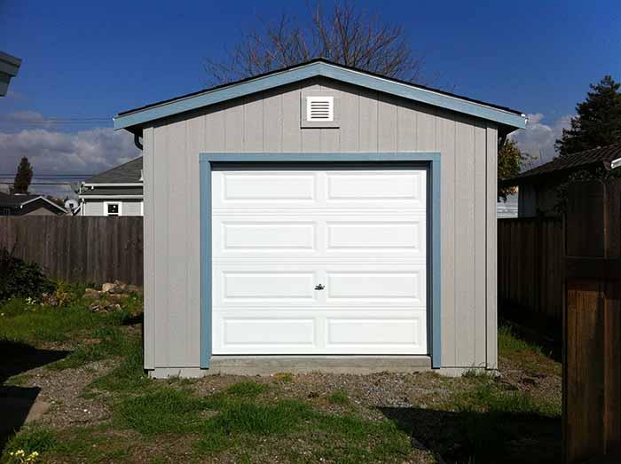 Garage 12x18 - Hayward2