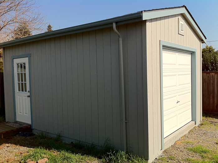 Garage 12x18 - Hayward