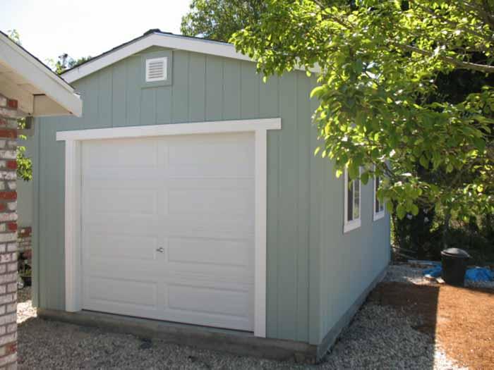 Garage 12x20 - Orinda