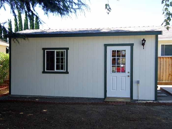 Garage 12x20 - San Jose