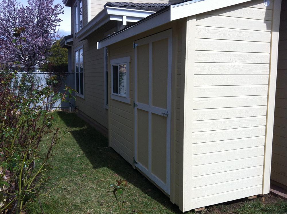 The Shed Shop Half Shed Home Amp Garden Storage Sheds