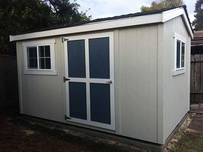 Classic Home & Garden Storage Sheds